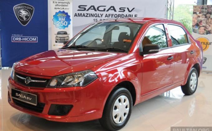 Daftar Harga Mobil Proton Saga Bekas Tahun Produksi 2008-2013, Harga Mulai dari Rp 45-70 Juta