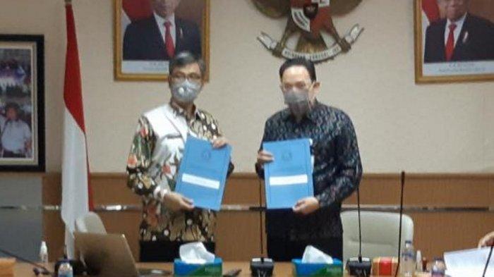 Provinsi DKI Jakarta Jalin Kerjasama dengan LPDUK Kemenpora Selenggarakan Olahraga di Jakarta