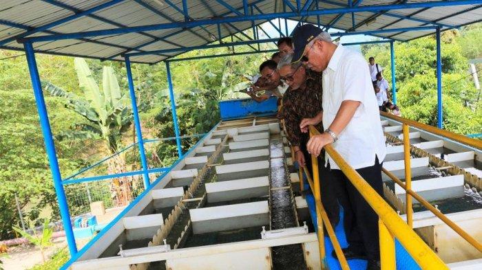 Kementerian PUPR Hibah Rp 650 Miliar Untuk Air Minum