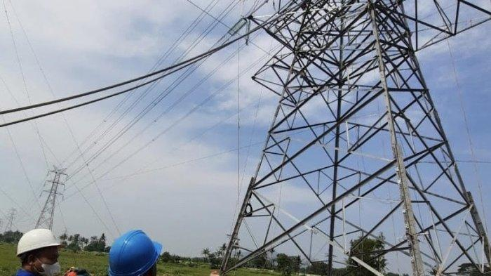 Hari Ini PLN Mulai Alirkan Setrum ke Gardu Induk 150 kV MNA