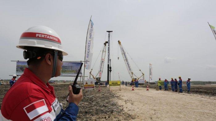 Pertamina Targetkan Proyek Gas Jambaran-Tiung Biru Beroperasi di Akhir 2021