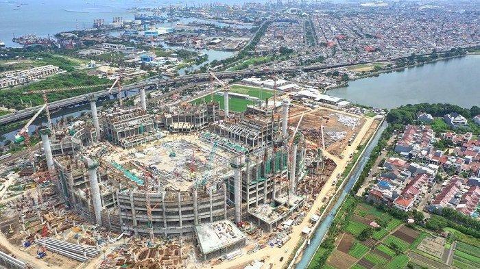 Atap Jakarta International Stadium Dirancang Bisa Dibuka Tutup