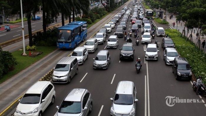 Ganjil-Genap Tengah Dikaji, Polisi Sarankan Kapasitas Angkutan Umum Juga Ditambah