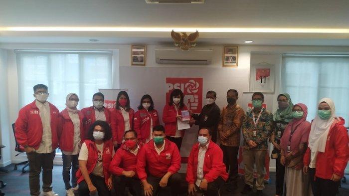 Kunjungi DPP PSI, KPK Sosialisasikan Sistem Integritas Partai Politik