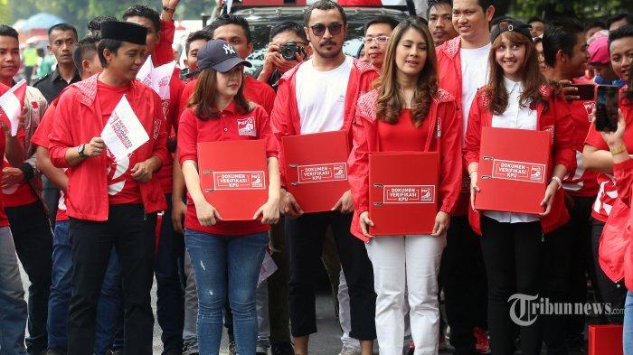 PSI Akan Pantau Kadernya yang Duduk di DPR Kelak Via Aplikasi Seperti Ojek Online