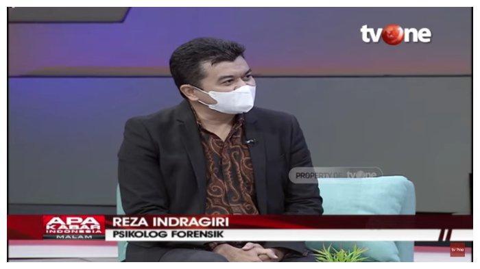 Psikolog Forensik, Reza Indragiri