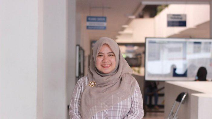 Psikolog klinis dari Universitas Muhammadiyah Malang (UMM), Uun Zulfiana SPsi MPsi Psikolog