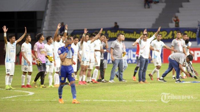 Menang di Laga Ujicoba, PSIM Jogja Colek Arema FC: Terima Kasih Ilmunya, Mas!