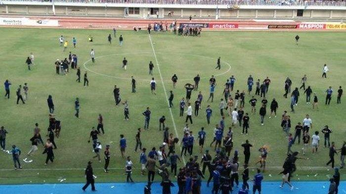 Wartawan Kena Pukul di Laga PSIM Yogyakarta vs Persis Solo, AJI Yogyakarta Desak Polisi Usut Tuntas