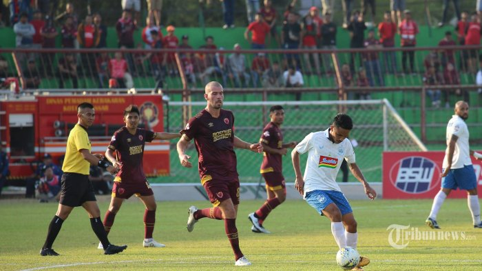 Hasil Babak Pertama Badak Lampung FC vs PSM, Balde Bawa Juku Eja Unggul 0-1