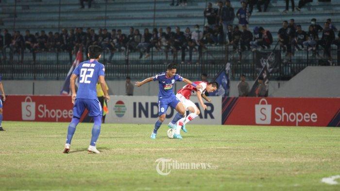 Hasil Babak Pertama Semen Padang vs PSIS Liga 1 2019, Kedua Tim Masih Imbang 0-0