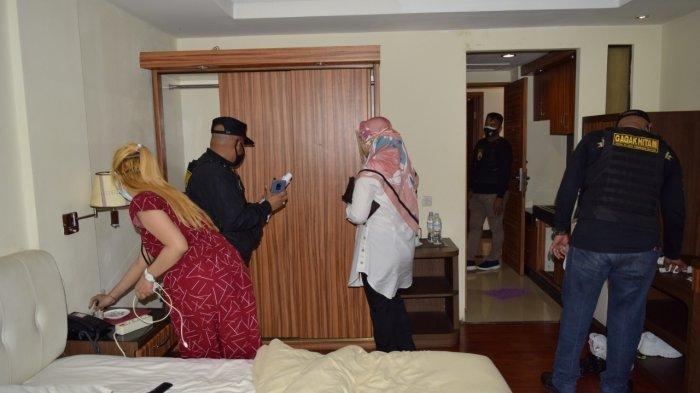 Satpol PP Amankan 18 PSK yang Mesum di Hotel, Ada Anak di Bawah Umur Layani 5 Tamu Sehari