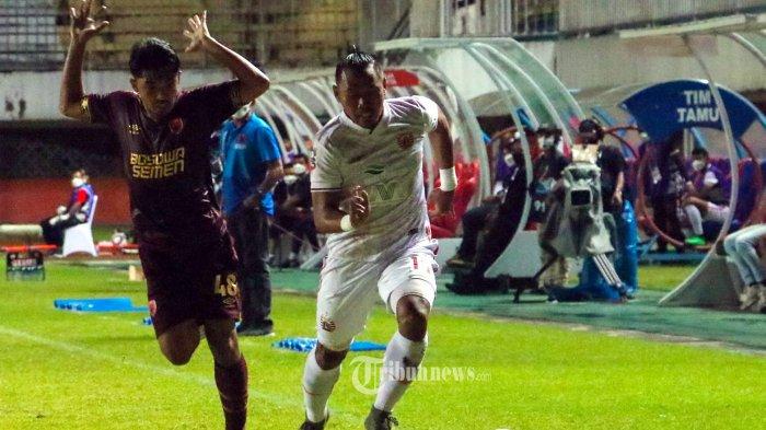 LIVE Streaming Persija vs PSM Makassar Semifinal Leg 2 Piala Menpora, Akses Link Indosiar di Sini