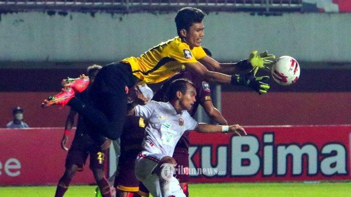 HASIL BABAK PERTAMA Persija Jakarta vs PSM Makassar: Macan Kemayoran Tampil Dominan, Skor Masih 0-0