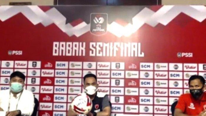 PSM Makassar tak Akan Ubah Gaya Permainan Saat Ladeni Persija Jakarta kata Syamsuddin Batola