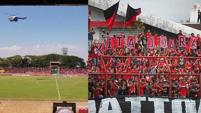 FAKTA PSM JUARA Piala Indonesia Seusai Tekuk Persija,Hujan Kartu Kuning hingga Helikopter Diturunkan