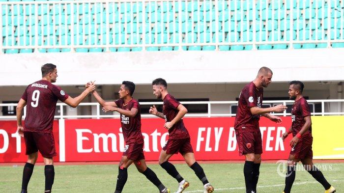 Hasil Akhir PSM vs Persija Skor 2-0, Tim Juku Eja Juara Piala Indonesia