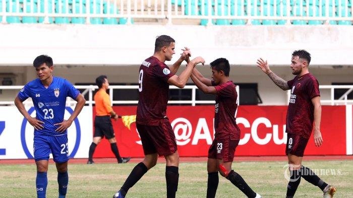 Kalahkan Becamex Binh Duong, PSM Makassar Gagal ke Final Piala AFC 2019 Zona ASEAN