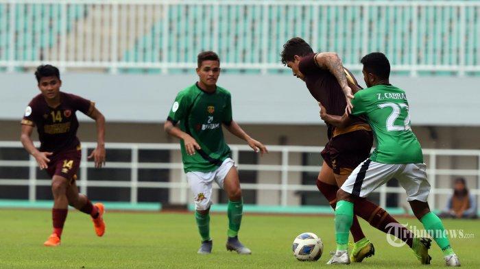 Hasil Tampines Rovers vs PSM Makassar Babak Pertama: Lini Serang Buntu, Juku Eja Tertinggal 1-0