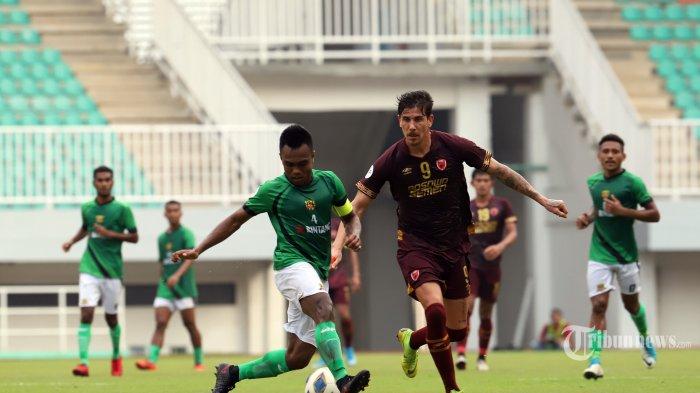Hasil Akhir Tampines Rovers vs PSM Makassar, Diwarnai Kartu Merah Serif Hasic, Juku Eja Terkapar