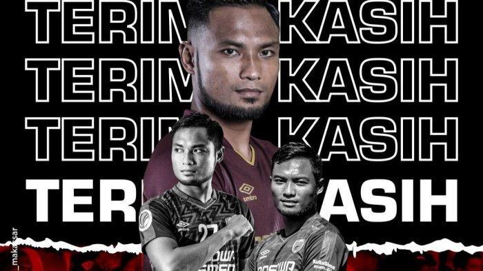 PSM Makassar Resmi Lepas Hendra Wijaya, Rizky Pellu dalam Pantauan PSIS Semarang.