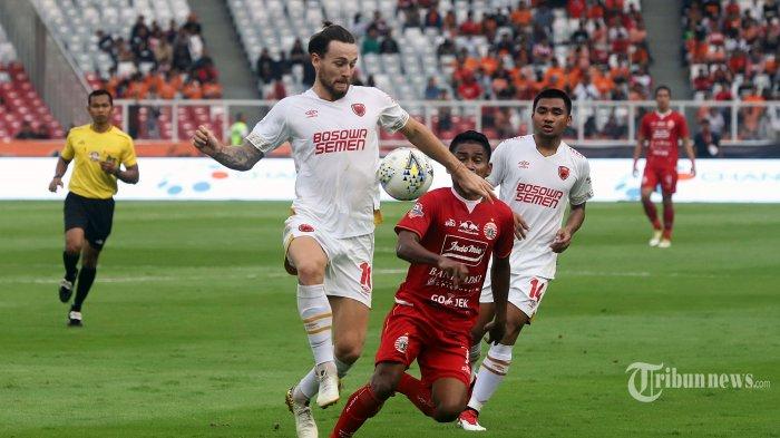 Jadwal Liga 1 Hari Ini: Persija vs Badak Lampung hingga PSM vs Persela Live Indosiar