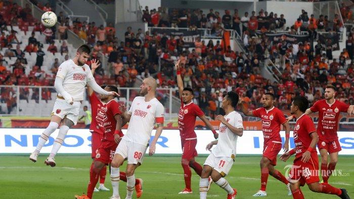Persija vs Borneo FC Liga 1 2019: Kondisi Tim, Tanggapan Pelatih, H2H dan Prediksi Susunan Pemain