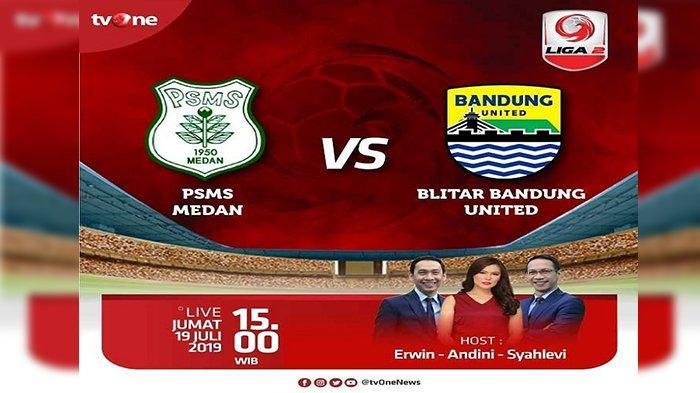Live Score Liga 2 Hari Ini: Persiraja vs Persita hingga PSMS vs Persib B Live tvOne Pukul 15.30 WIB