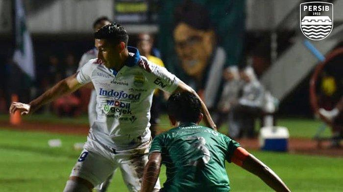 PSS Sleman vs Persib Bandung Liga 1 2019