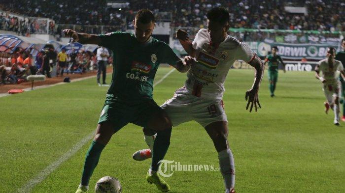 Tanggapi Rumor Merapatnya ke Persib Bandung, Yevhen Bokhashvili: Berharap Solusi Presiden PSS Sleman