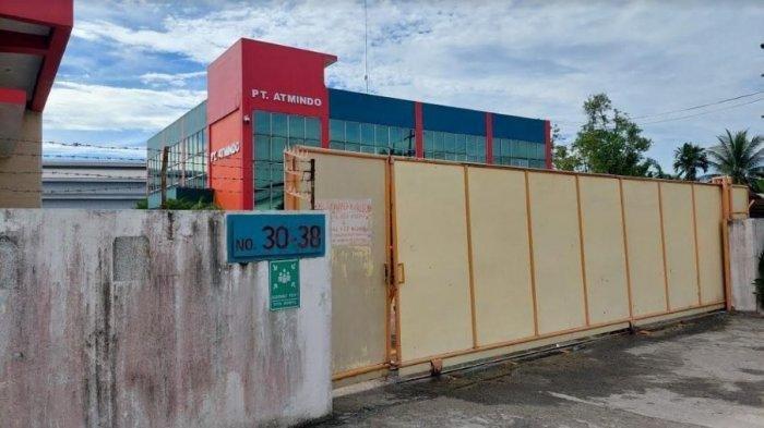 61 Pekerja PT Atmindo di Tanjungmorawa Positif Covid-19