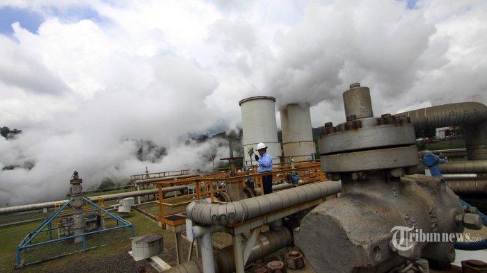 Archi dan Ormat Bentuk Perusahaan Patungan Garap Geothermal di Sulawesi Utara