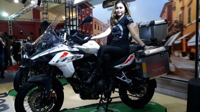 Benelli Motor Indonesia Luncukan Tiga Motor Terbaru Pada Gelaran IIMS Motobike Expo 2019