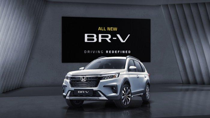 Tampang Makin Kekar, All New Honda BRV Meluncur Pertama Kali di Indonesia