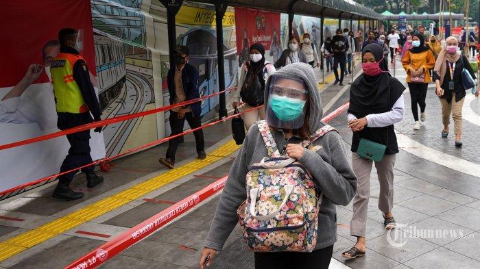KAI Commuter Akan Melakukan Tes Acak Antigen Kepada Penumpang KRL Saat Pagi dan Sore Hari