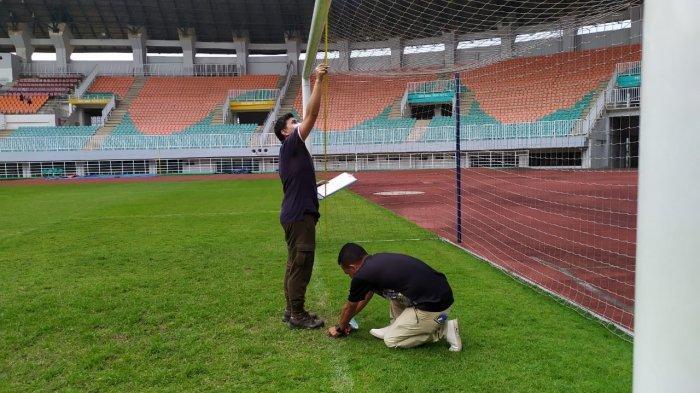 Stadion Pakansari Bogor Jelang Bergulirnya Liga 1 2021 Ditinjau PT Liga Indonesia Baru