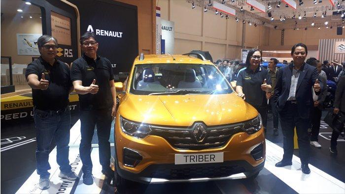 PT Maxindo Renault Indonesia (MRI)sebagai mitra baru merek Renault di Indonesia, untuk pertama kalinya menyapa konsumen mereka di ajang pameran otomotif bertaraf internasional, GAIKINDO International Indonesia Auto Show (GIIAS) 2019 dengan menempati booth 5b, Hall 5, Indonesia Convention Exhibition (ICE) BSD.