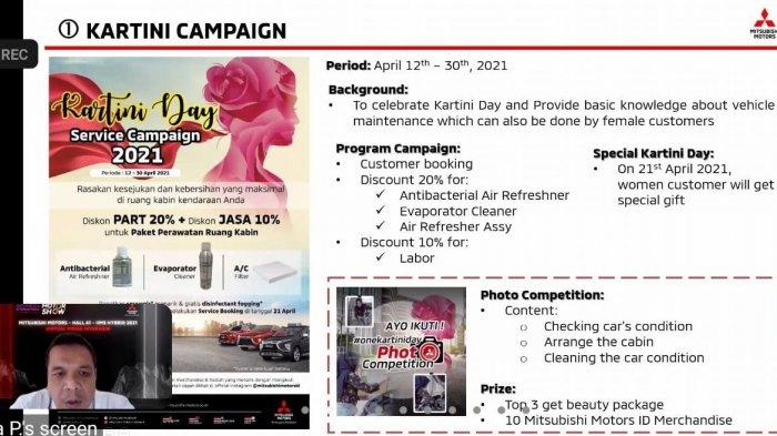 Mitsubishi Gelar Kartini Campaign untuk Seluruh Pelanggan Wanita di Indonesia