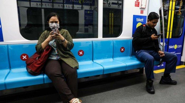 Mulai Hari Ini Warga Jakarta Wajib Pakai Masker saat Naik MRT hingga Anies Baswedan Beri Imbauan