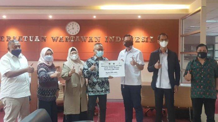 Atal S Depari: Semoga Kerjasama Antara PWI Pusat dan PPA Persero Jadi Awal Kersama Berikutnya