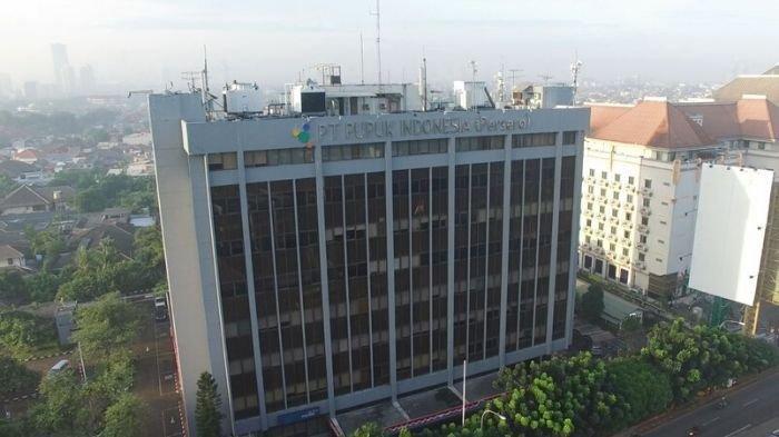 Siaga Corona, Pupuk Indonesia Tingkatkan Kewaspadaan - Tribunnews.com Mobile