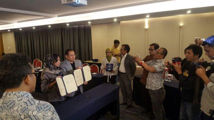 SkyWay Technologies MoU dengan MII, dan PT Jorong Port Development