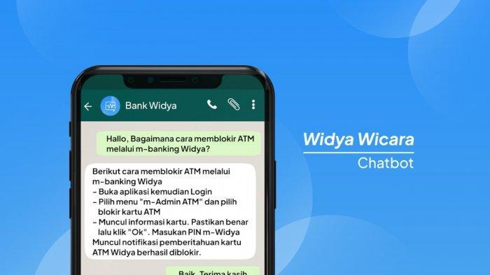 PT Widya Informasi Nusantara (Widya Wicara) menghadirkan teknologi chatbot yang dapat membantu pengembangan bisnis melalui layanan pelanggan (customer service).