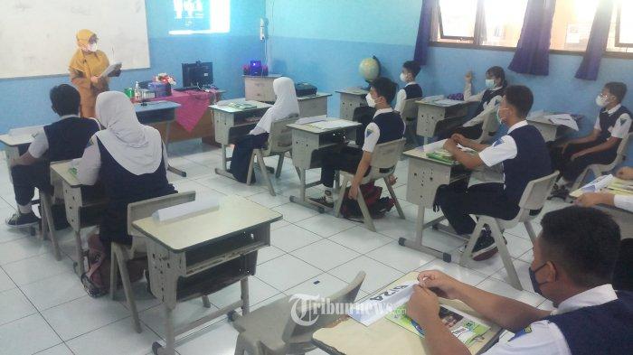 KPAI: Hasil Pantauan Pembelajaran Tatap Muka, Masih Banyak Sekolah yang Tidak Patuh Prokes