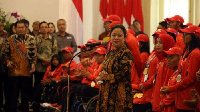 Kontingen Indonesia Lampaui Target di Asian Para Games 2018, Menko PMK Puan Maharani Beri Apresiasi