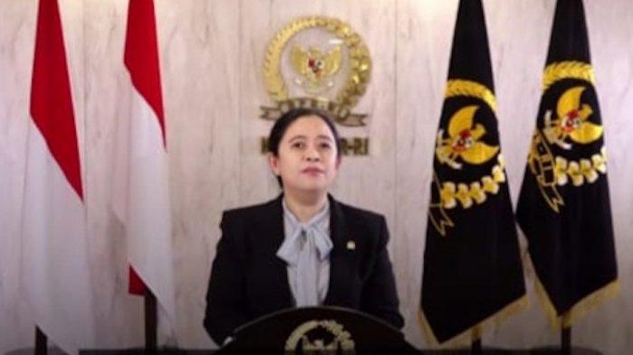 Puan Awali Pidato di Paripurna dengan Ucapan Dukacita Bencana Hingga Kecam Terorisme