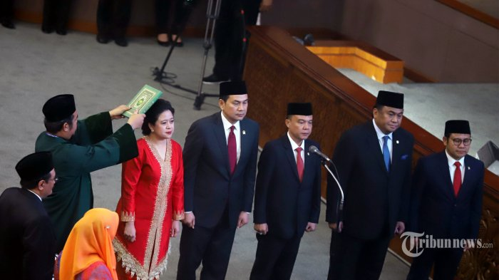 Cak Imin Pilih Berkantor di DPP PKB Dibanding Safari Bersama Pimpinan DPR Keliling Kompleks Parlemen