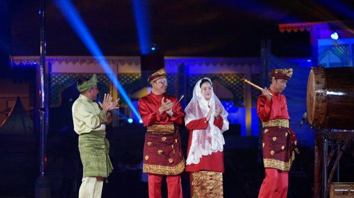 Menko PMK Berharap MTQ Nasional XXVII Tahun 2018 Perkuat Kebhinekaan