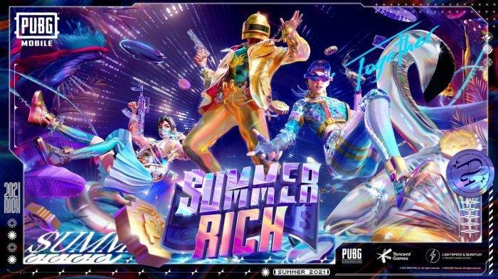 PUBG Mobile Ingin Menghadirkan Sebuah Event Paling Hot Lewat Summer Rich