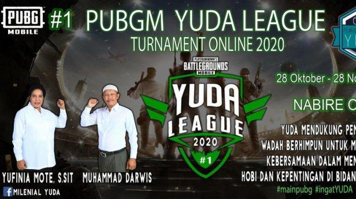 PUBG Mobile YUDA League Diikuti 650 Peserta